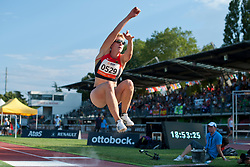 MUELLER-ROTTGARDT Katrin, GER, Long Jump, T12, 2013 IPC Athletics World Championships, Lyon, France