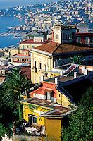 Italie, Campanie, Naples, Quartier Vomero