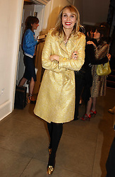ALLEGRA HICKS at 'A Night at Crumbland' an evening to celebrate the launch of the Stella McCartnry and Robert Crumb collaboration aand the publication of the R.Crumb handbook, held at Stella McCartney, 30 Bruton Street, London W1 on 17th March 2005.<br /><br />NON EXCLUSIVE - WORLD RIGHTS