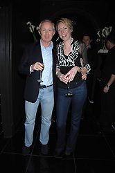 SIMON BREWER and REBECCA STEELS at the grand opening of the Amika nightclub, 65 High Street Kensington, London on 28th February 2007.<br /><br />NON EXCLUSIVE - WORLD RIGHTS