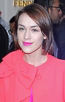 Ella Catliff, Fendi - Store Launch Party, New Bond Street, London UK, 01 May 2014, Photo by Brett D. Cove