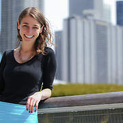 A Better Chicago staff portraits at Millennium Park in Chicago, Ill., Wednesday, April 29, 2015. (J.Geil/For Chicago Tribune Media)