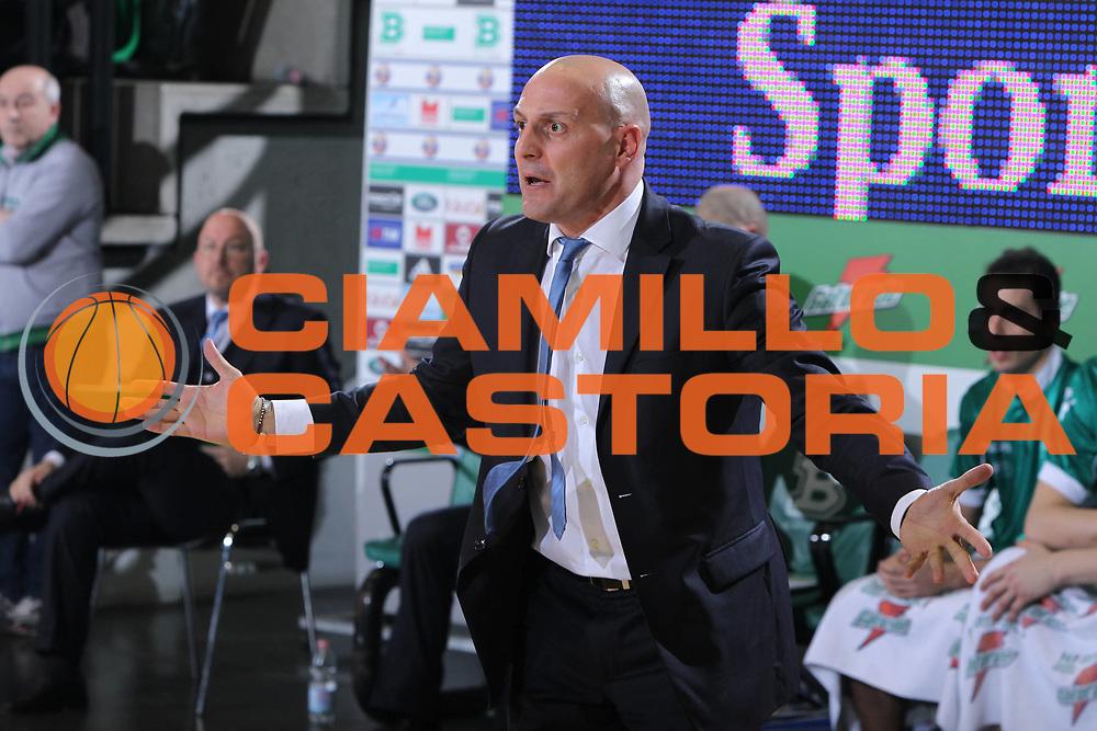 DESCRIZIONE : Treviso Lega A 2011-12 Benetton Treviso Scavolini Siviglia Pesaro<br /> GIOCATORE : Aleksandar Djordjevic Coach<br /> SQUADRA : Benetton Treviso Scavolini Siviglia Pesaro<br /> EVENTO : Campionato Lega A 2011-2012 <br /> GARA : Benetton Treviso Scavolini Siviglia Pesaro<br /> DATA : 07/03/2012<br /> CATEGORIA : Ritratto<br /> SPORT : Pallacanestro <br /> AUTORE : Agenzia Ciamillo-Castoria/G.Contessa<br /> Galleria : Lega Basket A 2011-2012 <br /> Fotonotizia : Treviso Lega A 2011-12 Benetton Treviso Scavolini Siviglia Pesaro<br /> Predfinita :