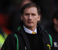 Sheffield - Saturday January 9th, 2009: Glenn Roeder of Norwich City during the Coca Cola Championship match at Bramall Lane, Sheffield. (Pic by Alex Broadway/Focus Images)