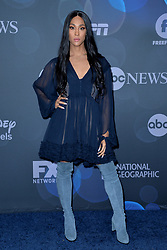 May 14, 2019 - New York, NY, USA - May 14, 2019  New York City..Mj Rodriguez attending Walt Disney Television Upfront presentation party arrivals at Tavern on the Green on May 14, 2019 in New York City. (Credit Image: © Kristin Callahan/Ace Pictures via ZUMA Press)