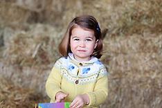 London : Princess Charlotte's second birthday 2 May 2017