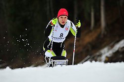 FEDOROVA Nadezhda, RUS at the 2014 IPC Nordic Skiing World Cup Finals - Long Distance
