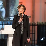 NLD/Den Haag/20180323 - Huldiging Olympische en Paralympische medaillewinnaars, Annette van Trigt