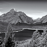 Lower 2 Medicine Lake 1<br /> converted to B&amp;W 1/23/14