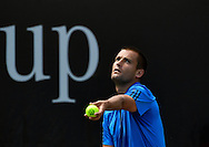 Mikhail Youzhny during the Mercedes Cup at Tennisclub Weissenhof, Stuttgart, Germany.<br /> Picture by EXPA Pictures/Focus Images Ltd 07814482222<br /> 10/06/2016<br /> *** UK &amp; IRELAND ONLY ***<br /> EXPA-EIB-160610-0148.jpg