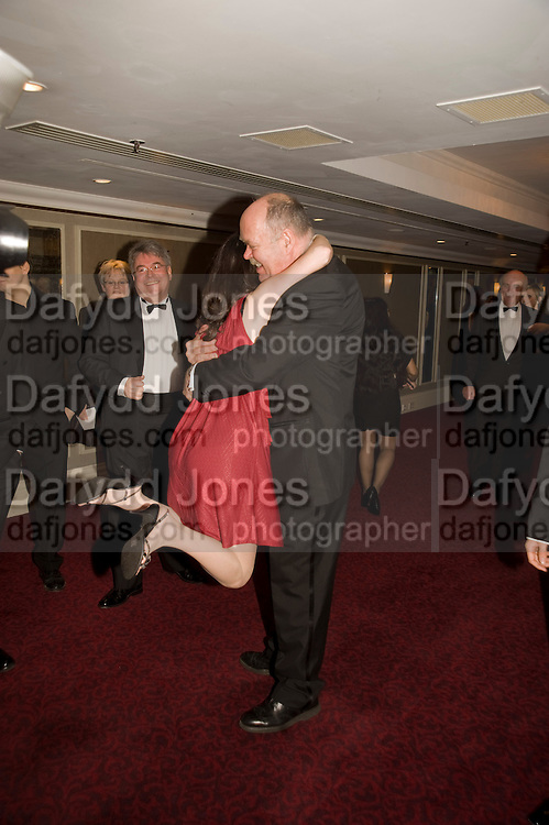 JESSICA BOYD; RICHARD CORDERY, The Laurence Olivier Awards, The Grosvenor House Hotel. Park Lane. London. 8 March 2009 *** Local Caption *** -DO NOT ARCHIVE -Copyright Photograph by Dafydd Jones. 248 Clapham Rd. London SW9 0PZ. Tel 0207 820 0771. www.dafjones.com<br /> JESSICA BOYD; RICHARD CORDERY, The Laurence Olivier Awards, The Grosvenor House Hotel. Park Lane. London. 8 March 2009