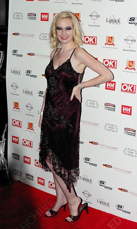 27.NOVEMBER.2012. LONDON<br /> <br /> CELEBRITIES ATTEND THE OK! MAGAZINE XMAS PARTY AT SWAY NIGHTCLUB IN HOLBORN, LONDON, UK.<br /> <br /> BYLINE: EDBIMAGEARCHIVE.CO.UK<br /> <br /> *THIS IMAGE IS STRICTLY FOR UK NEWSPAPERS AND MAGAZINES ONLY*<br /> *FOR WORLD WIDE SALES AND WEB USE PLEASE CONTACT EDBIMAGEARCHIVE - 0208 954 5968*