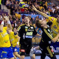 20121013: SLO, Handball - EHF Champions League, RK Celje Pivovarna Lasko vs IK Savehof