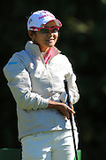 Professional golfer Ai Miyazato of Japan during the LPGA Tour Championship Pro-Am at Grand Cypress Resort on Dec. 1, 2010 in Orlando, Florida... ©2010 Scott A. Miller