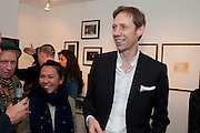 NICK KNIGHT, Practice to Deceive; Smoke and Mirrors in Fashion, Fine Art and Film. Pop-up at Shop, Showstudio.com. 1-9 Bruton Place, London. 14 April 2011. -DO NOT ARCHIVE-© Copyright Photograph by Dafydd Jones. 248 Clapham Rd. London SW9 0PZ. Tel 0207 820 0771. www.dafjones.com.