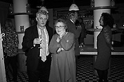 JAMES HUGHES-ONSLOW; HELEN MINSKY;  Richard Compton Miller birthday, The Apartment @ The Hoxton, Great Eastern Street,  London. 21 March 2015.