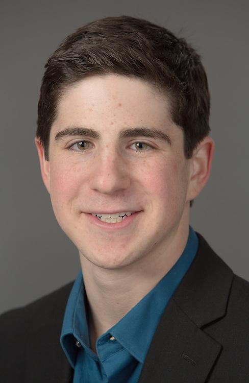 Cutler Scholar candidate Zachary Reizes. Photo by Lauren Pond