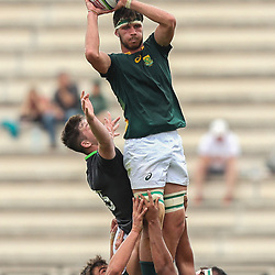 03,06,2018 U20 World Championship match between Ireland and South Africa