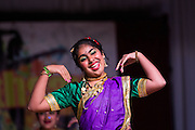 Members of Nupoor Dances directed by Sonal Sanghvi perform during the ICC Youthsava 2016 Dance Competition at the India Community Center in Milpitas, California, on April 9, 2016. (Stan Olszewski/SOSKIphoto)