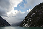 Endicott Arm, part of the Tracy Arm - Fords Terror Wilderness, Alaska.