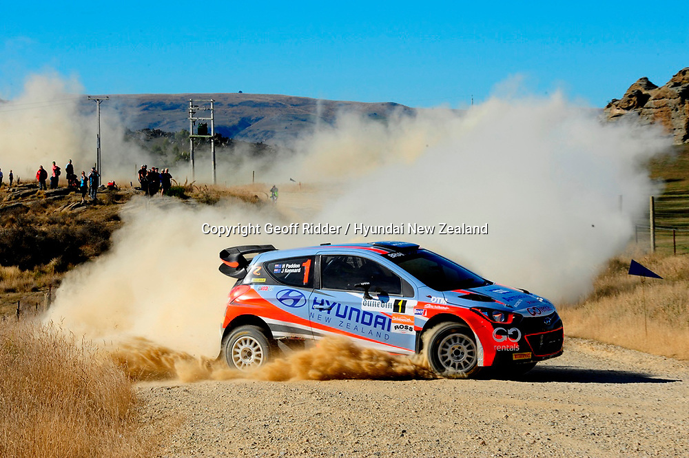 David Holder is ready for his NZRC debut with Hyundai NZ.<br /> Defending New Zealand rally champion David Holder and co-driver Jason Farmer are determined to make the most of the opportunity to contest the Hyundai i20 AP4+ rally car at this weekend&rsquo;s Otago Rally.<br /> 3 April 2017.<br /> For editorial news use only NO AGENTS<br /> Photo: Geoff Ridder / Hyundai New Zealand