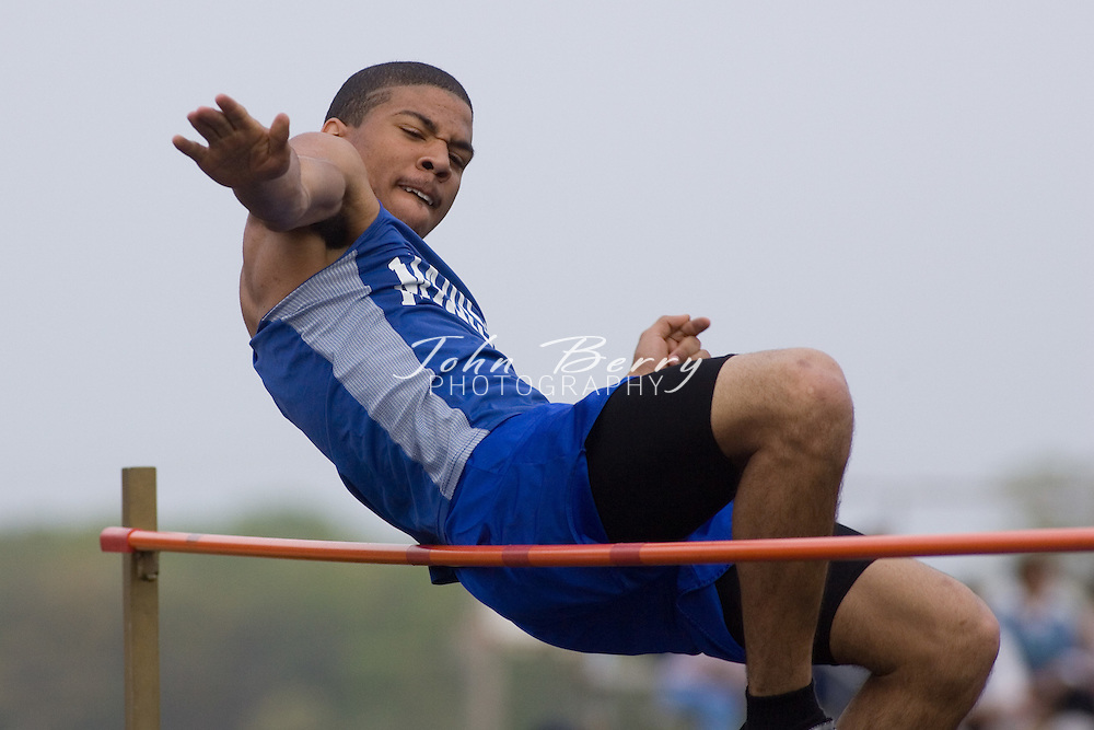 MCHS Track & Field.vs George Mason.4/25/2007