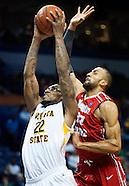 Wichita State vs Illinois State MVC tournament men's basketball