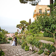 Wedding in Capri Hotel Caesar Augustus