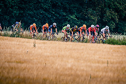 Attack during 2017 National Road Race Championships Netherlands for Men Elite, Montferland, The Netherlands, 25 June 2017. Photo by Pim Nijland / PelotonPhotos.com | All photos usage must carry mandatory copyright credit (Peloton Photos | Pim Nijland)