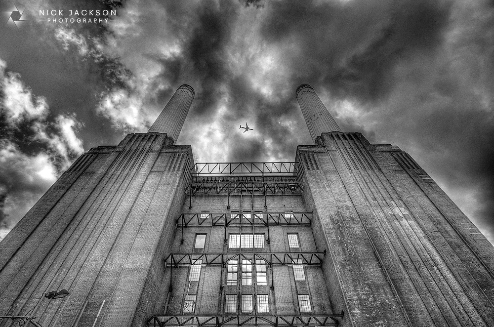 It took a long, long tie to get the shot I wanted on this day. I headed to Battersea Power Station with my wide-angle lens having noticed that the flight path of planes landing in London seemed to go right above the building. My goal was to get the dark plane in the middle of the towers, silhouetted against white clouds. Easier said than done, but the outcome was one of my favourite shots I've taken of the old power station.<br />
