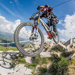 UCI Mountain Bike Downhill World Cup, Fort William, 2 June 2018