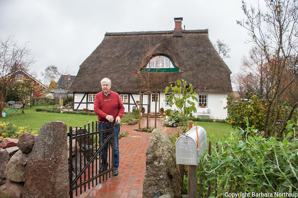 Connie & Jochen's house in Kleinmeinsdorf, Germany