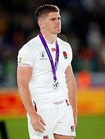 Rugby Union - 2019 Rugby World Cup - Final: England vs. South Africa<br /> <br /> Owen Farrell of England after the match at International Stadium, Yokohama.<br /> <br /> COLORSPORT/LYNNE CAMERON