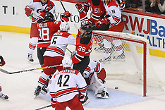 November 8, 2016: Carolina Hurricanes at New Jersey Devils