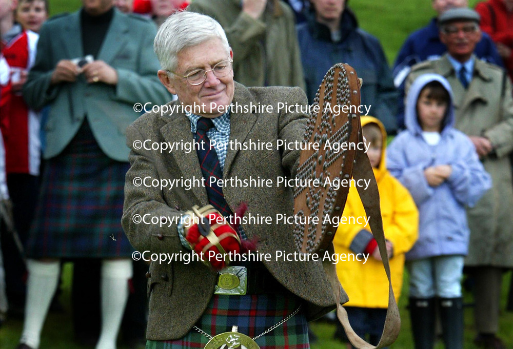 Atholl Gathering 2002...26.5.02<br />