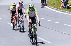 10.07.2019, Fuscher Törl, AUT, Ö-Tour, Österreich Radrundfahrt, 4. Etappe, von Radstadt nach Fuscher Törl (103,5 km), im Bild Dominik Hrinkow (Hrinkow Advarics Cycleang, AUT) // during 4th stage from Radstadt to Fuscher Törl (103,5 km) of the 2019 Tour of Austria. Fuscher Törl, Austria on 2019/07/10. EXPA Pictures © 2019, PhotoCredit: EXPA/ JFK