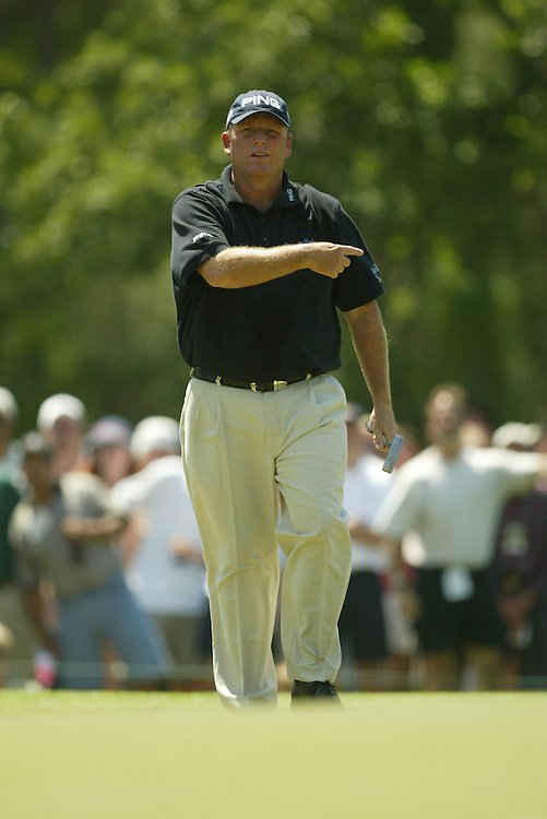 2003 Shell Houston Open..Final Round..April 27, 2003..Redstone Golf Club, Houston TX..Photograph by Darren Carroll