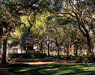 Georgia. Madison Square in Savannah, named in honor of James Madison the fourth president of the United States