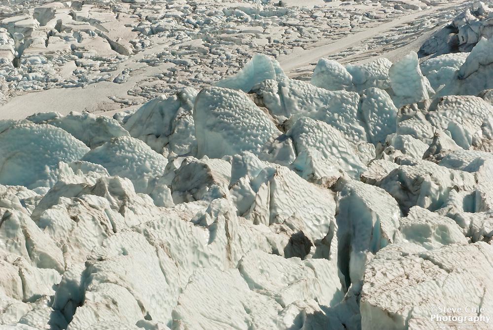 Coleman Glacier Icefall - Mount Baker Wilderness