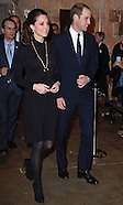 KATE & Prince William Visits NeueHouse
