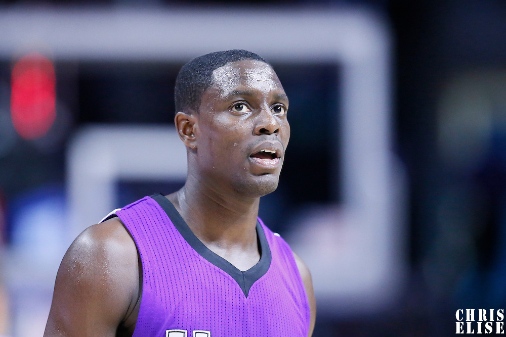 02 November 2014: Sacramento Kings guard Darren Collison (7) is seen during the Sacramento Kings 98-92 victory over the Los Angeles Clippers, at the Staples Center, Los Angeles, California, USA.