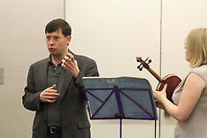 Viola Master Class, 2011