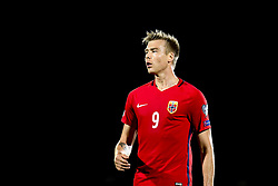 October 5, 2017 - San Marino, SAN MARINO - 171005 Alexander Toft SÂ¿derlund of Norway during the FIFA World Cup Qualifier match between San Marino and Norway on October 5, 2017 in San Marino. .Photo: Fredrik Varfjell / BILDBYRN / kod FV / 150027 (Credit Image: © Fredrik Varfjell/Bildbyran via ZUMA Wire)