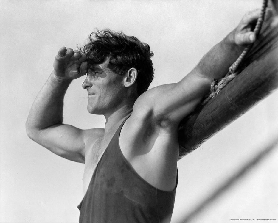Pearling Lookout Man, Thursday Island, Australia, 1930