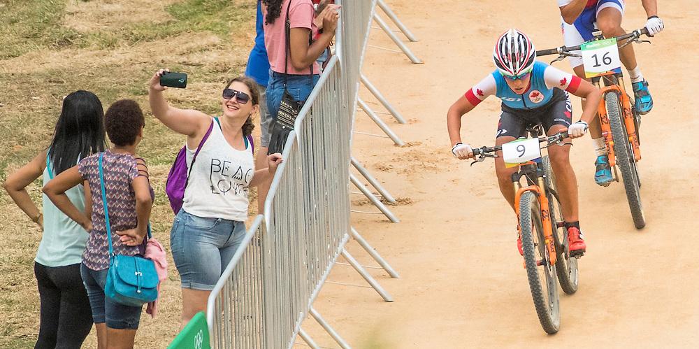 Rio Olympics on August 20, 2016.