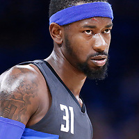 25 February 2017: Orlando Magic forward Terrence Ross (31) is seen during the Orlando Magic 105-86 victory over the Atlanta Hawks, at the Amway Center, Orlando, Florida, USA.