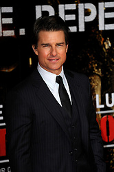 Tom Cruise at the London premiere of Edge of Tomorrow, the first of three premiere's for the film to be held in three different countries on the same day, Wednesday, 28th May 2014. Chris Joseph  / i-Images