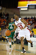 November 26, 2008: Northern Illinois guard Darion Anderson (32) in game two of the 2008 Great Alaska Shootout at the Sullivan Arena.
