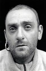 Young man Nottingham UK 1990s