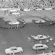Notre Dame Stadium Merger Rally 1954